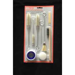 Kit de nettoyage pour pistolet peinture