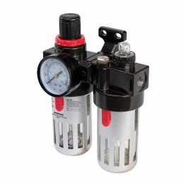 Outillage pneumatique - Filtre régulateur lubrificateur pour air comprimé