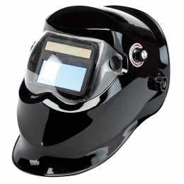 Masque de soudeur solaire automatique.